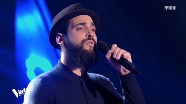 "Quand Alliel, candidat de The Voice, chante ""Am Yisraël Hai"" 