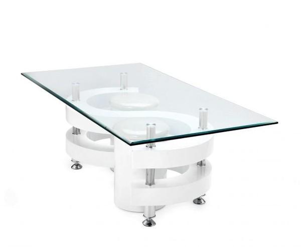 Glazen salontafel | Goedkoop geprijsde stijvolle modellen van kwaliteit