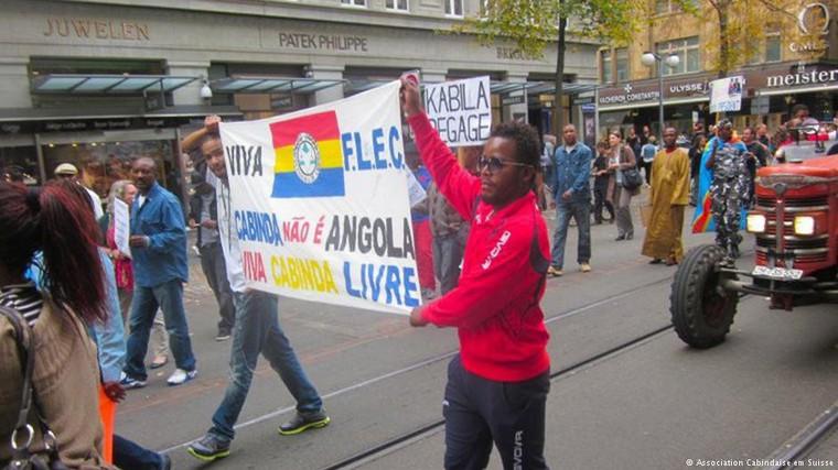 FLEC disponível para negociar com Angola fim das hostilidades | DW | 07.05.2018