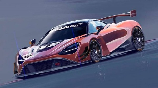 McLaren 720S GT3 will make its racing debut in 2019