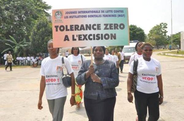 Pour une tolérance zéro de l'excision au Sénégal en 2015 :