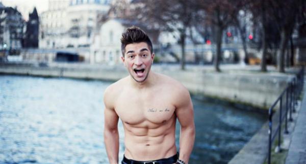 Marvin et Darko torses nus et très sexy sur Instagram - Secret Story | TFX