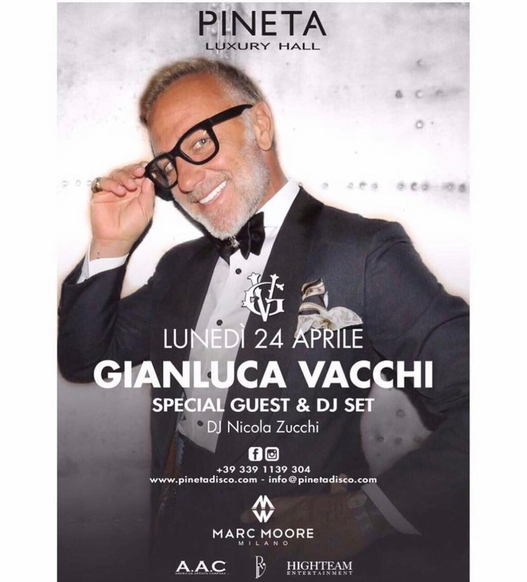 Instagram post by Gianluca Vacchi • Apr 19, 2017 at 5:47pm UTC