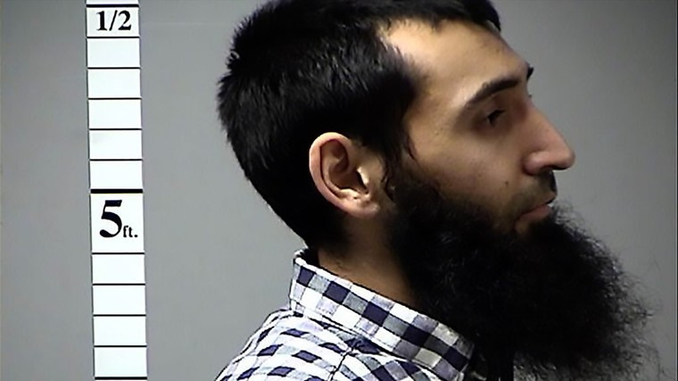 NYC attack suspect charged with terrorism