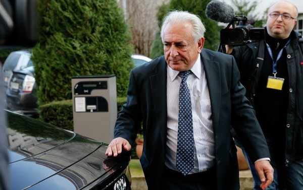Prosecutor Calls Upon Jury To Acquit Strauss-Kahn of Pimping Charges / Sputnik International