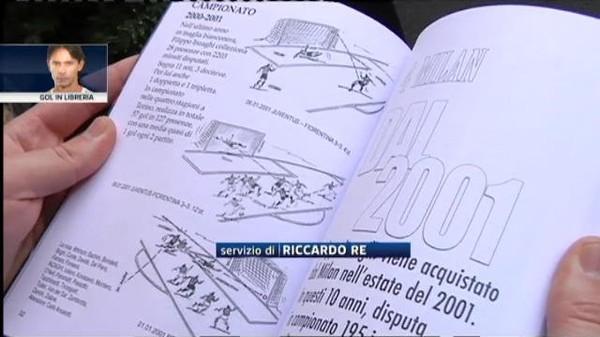 SuperPippo Re del Gol: il libro di Filippo Inzaghi