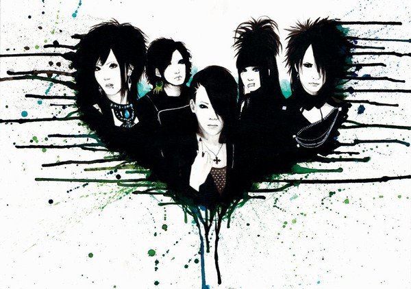Japon / J-Rock/ Visual Kei....