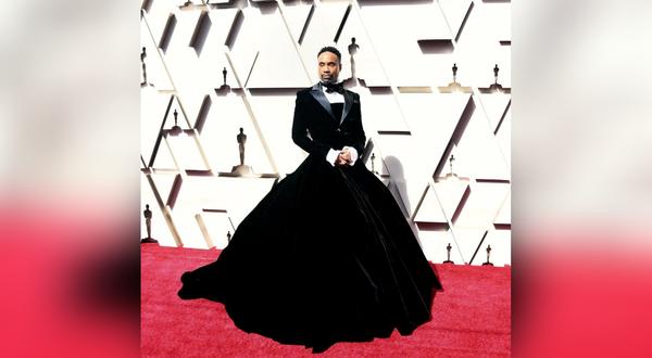 Robe-smoking et drag queen : le tapis rouge des Oscars a bousculé les normes de genre - TÊTU