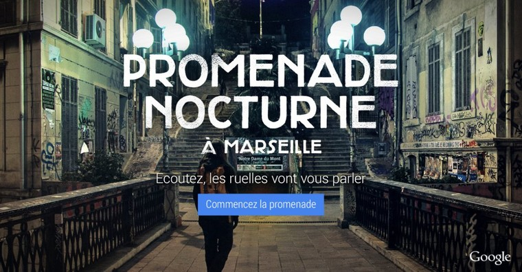 Google Promenade Nocturne