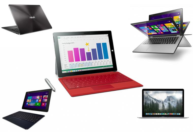 La Surface 3 face aux ultrabooks à faible coût