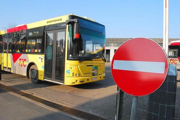 TEC Liège : 28 bus sabotés
