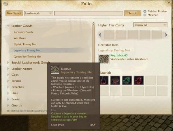 ArcheAge Guide: How to Capture/Tame A World Boss as Your Pet