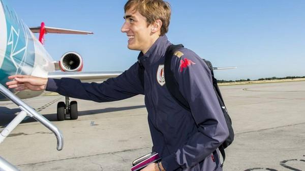 Le Standard a reçu des offres de Eredivisie pour Julien de Sart