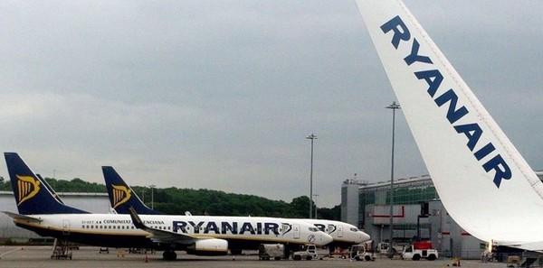 Les passagers sont ivres, le vol Ryanair atterrit en urgence à Beauvais
