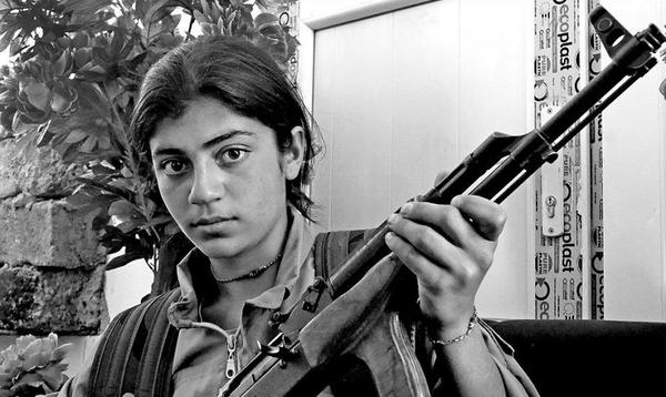 Ces femmes yézidies qui terrorisent à leur tour Daesh