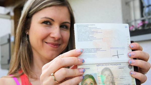 Alic Aïda, interdite d'entrée aux USA, à cause de son nom
