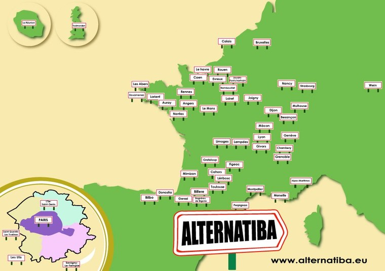 Les villages Alternatiba - Alternatiba