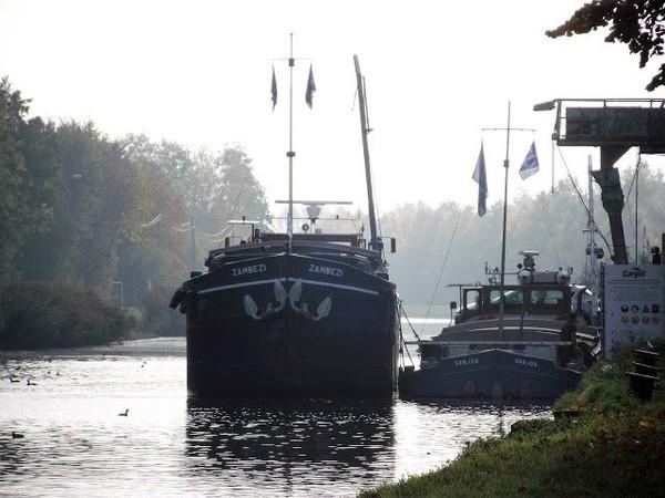Mes parcours des voies d'eau par Pierre Lemoine: Herent octobre 2015