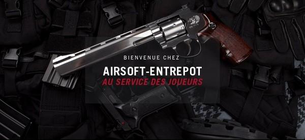 Airsoft Entrepot : boutique Airsoft en ligne