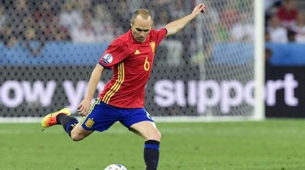 Iniesta Optimis Spanyol Akan Bawa Pulang Piala Dunia 2018
