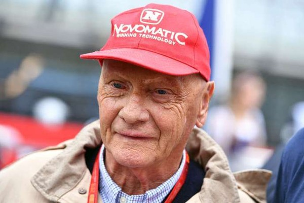 Le «Robot» Niki Lauda, triple champion du monde de formule 1, est mort