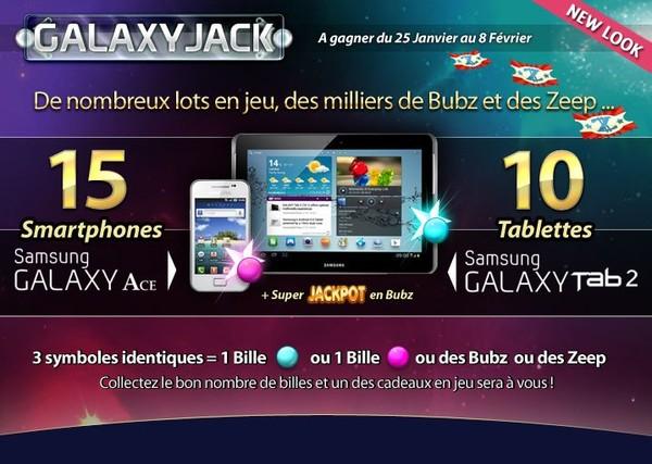 Galaxy Jack