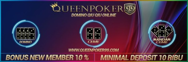Website Domino Poker QQ Indonesia Terpercaya