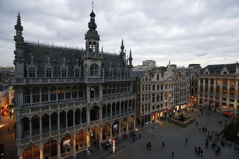 Bruxelles, deuxième ville la plus cosmopolite du monde