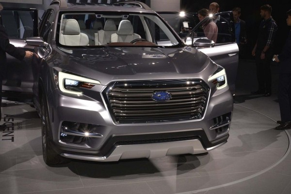 2 Most awaited SUVs of the year: Infiniti QX50 and Subaru Ascent
