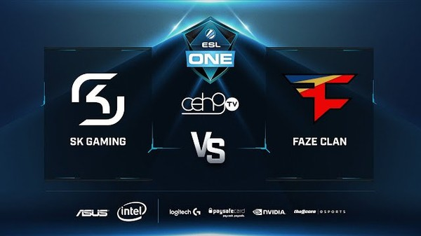 SK TO ESL ONE COLOGNE FINAL OVER FAZE - Gosugames