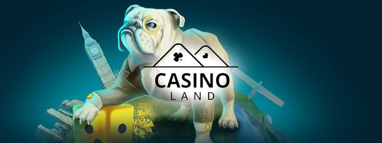 CASINOLAND IS THE TOP ONLINE GAMING SITE FOR THE WEEK 17 » Best Casino Sites UK