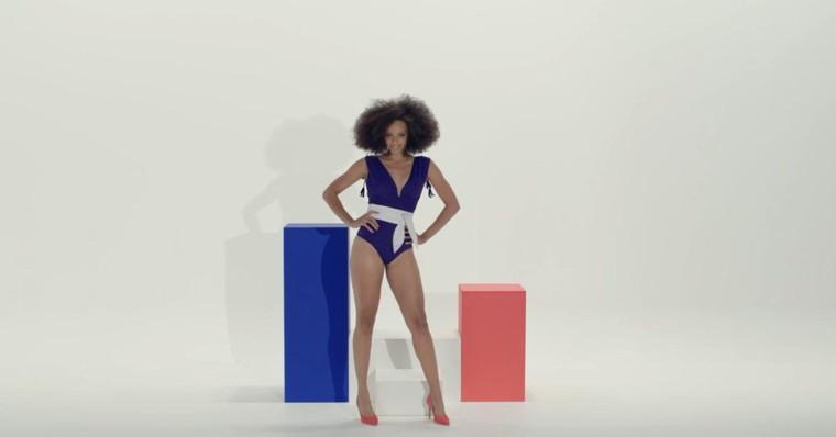 Miss Guyane, Alicia Aylies