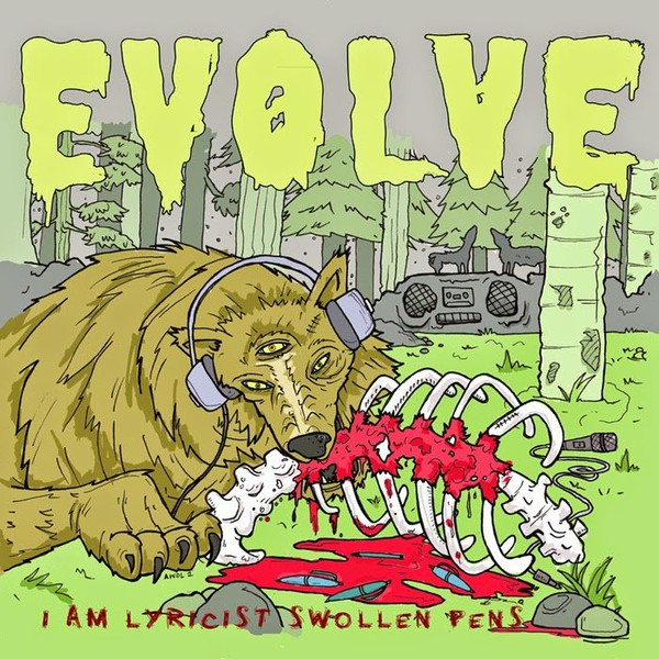 All Hip Hop Archive: Evolve - I Am Lyricist / Swollen Pens