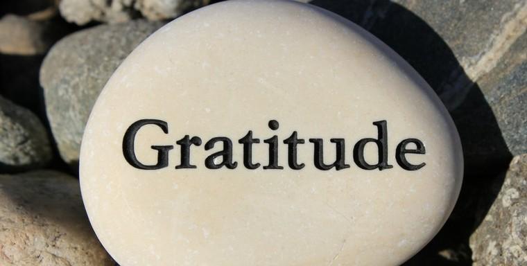 5 raisons d'adopter le pot de Gratitude !
