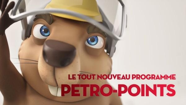 Le tout nouveau programme Petro-Points - YouTube