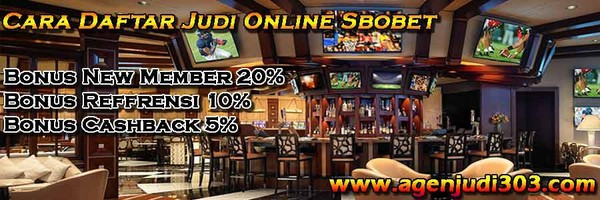 Agen Sbobet Online Deposit 50ribu Untuk Pemula