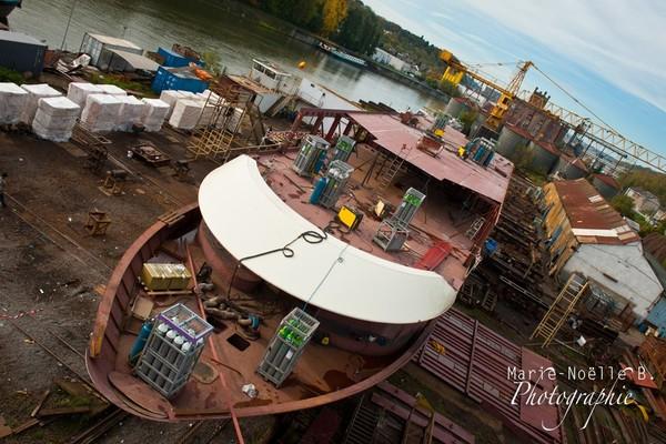 GIL EANES : Retour sur le Douro (Portugal) ! | Le chantier naval Meuse et Sambre