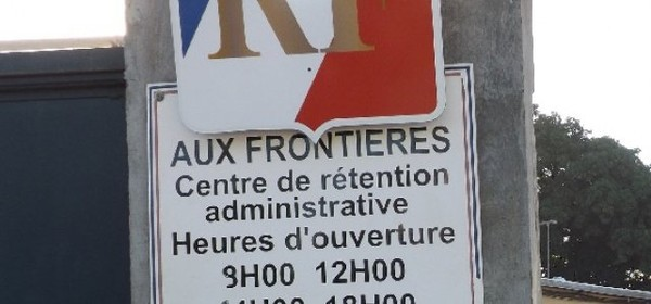 Centre de rétention administrative de Mayotte: La masse au détriment des droits