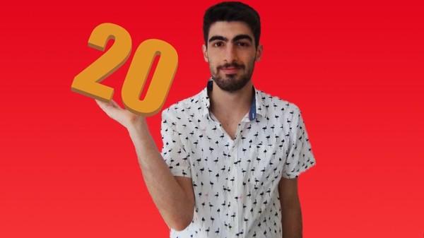 20 raisons pour lesquelles 20 ans est un âge symbolique - Imas69