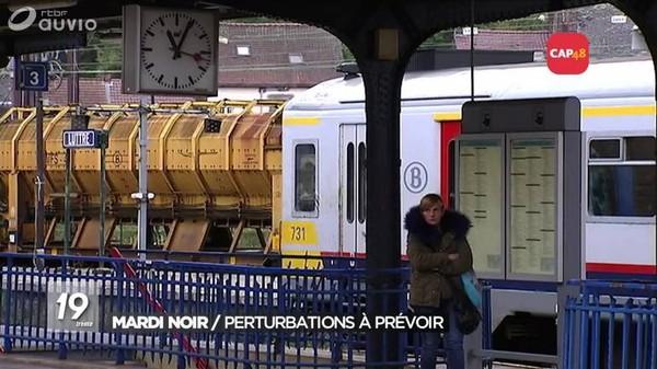 Mardi noir : perturbations à prévoir - JT 19h30 - 08/10/2017