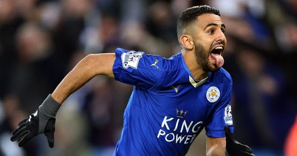 Zidane has Real Madrid rival Barcelona for Leicester winger Mahrez - Daily Soccer News