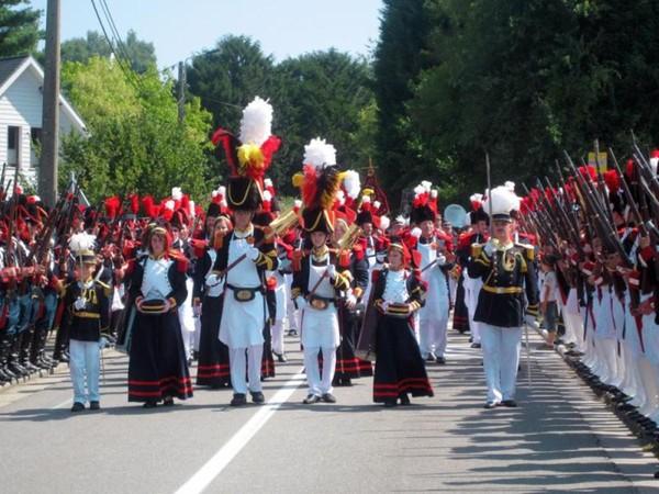 Marche Saint-Roch et Saint-Frégo d'Acoz - CM Tourisme