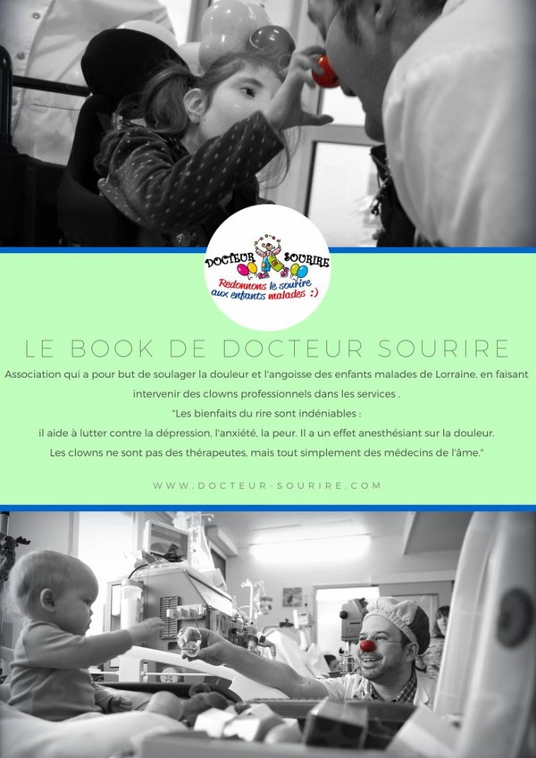 Press book Docteur-Sourire