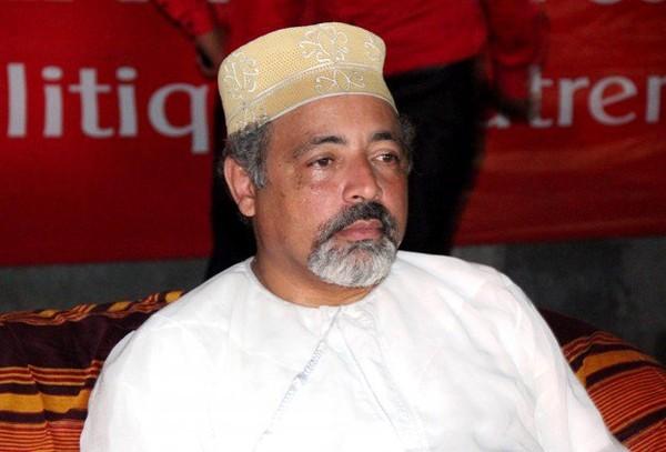 """La candidature à la présidentielle des Comores """"pour le bien de la nation"""""""