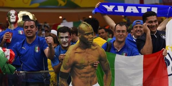 Mondial : « Super Mario » et Pirlo offrent une victoire à l'Italie