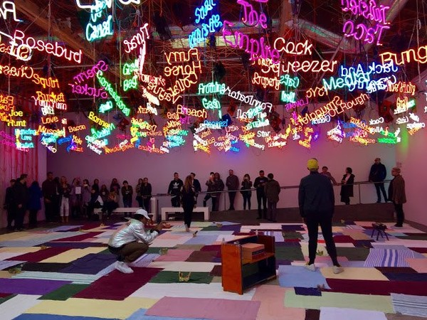 Exposition Art Blog: Jason Rhoades - Monumental Installations Artistic