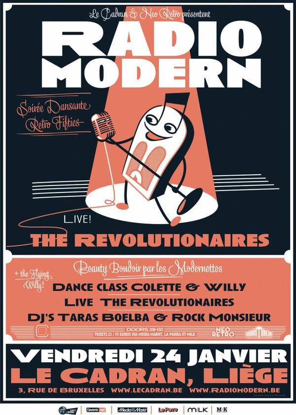 Radio Modern #3 - Le Cadran