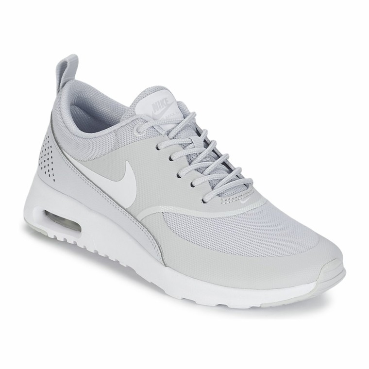 official store lowest price performance sportswear Baskets basses Nike AIR MAX THEA W Gris, Baskets Femme Spartoo ...