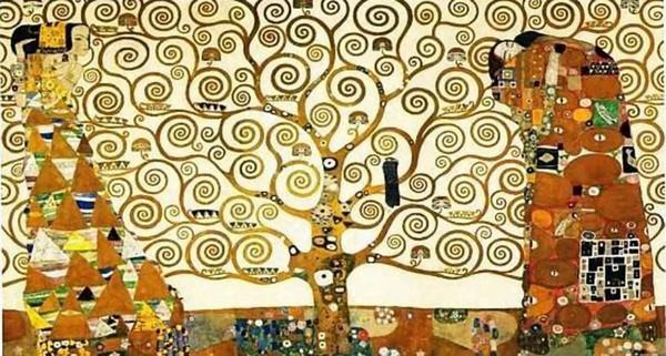 L'Arbre de Vie : Gustave Klimt - Fête du Paradis