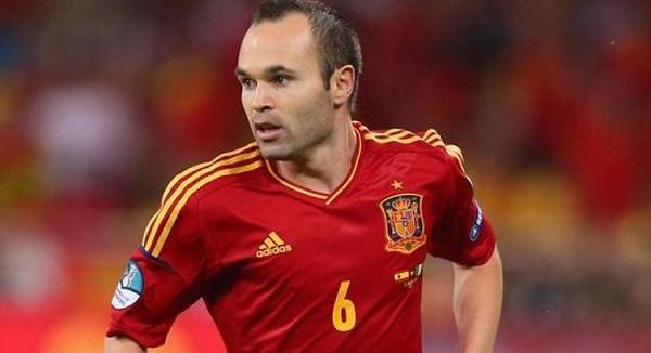Iniesta Berharap Spanyol Jadi Juara Piala Dunia Di Rusia